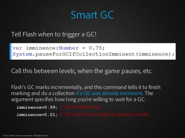 smart GC